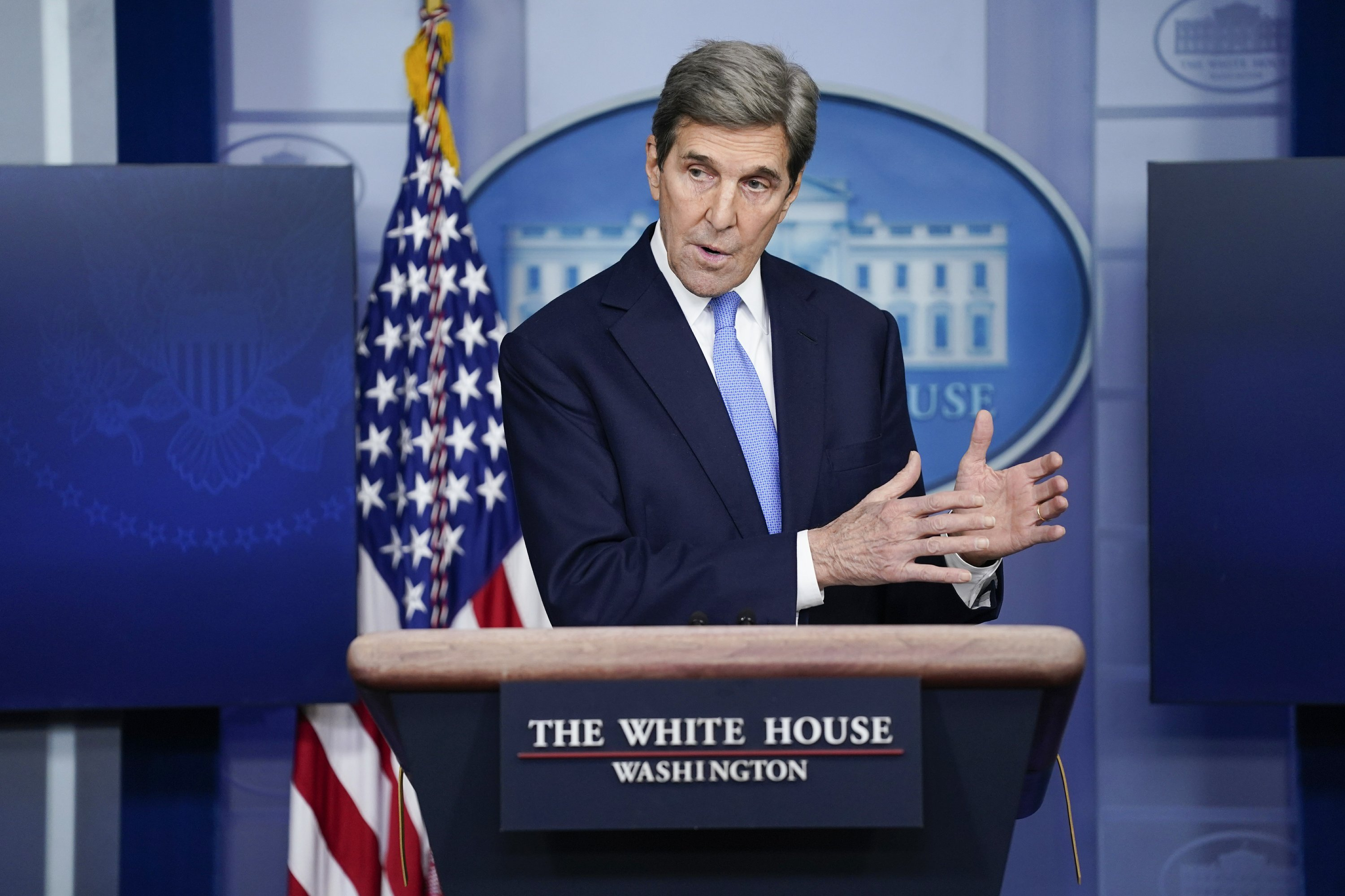 US-China tensions threaten global climate change efforts - The Associated Press