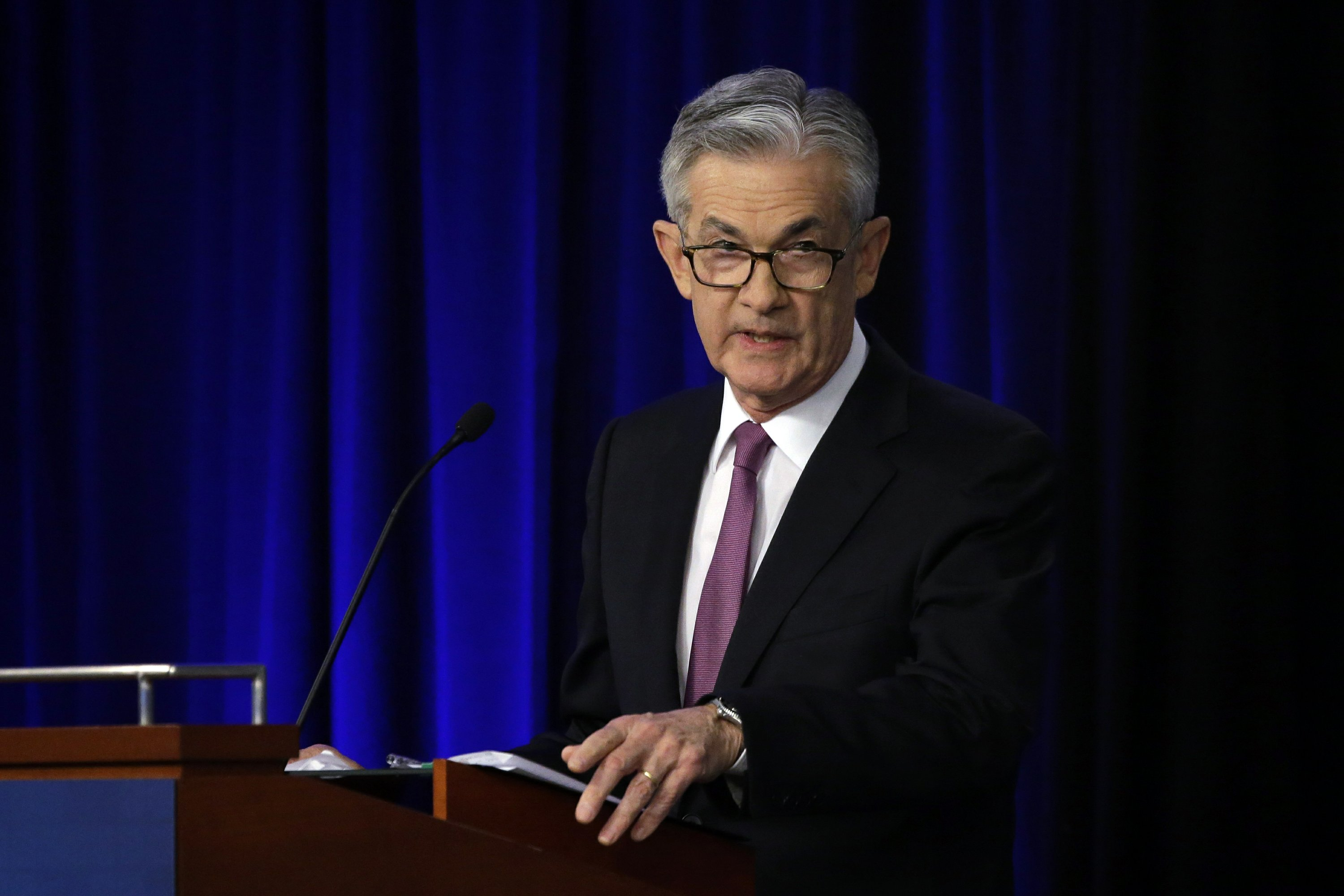 Fed leaves key rate unchanged