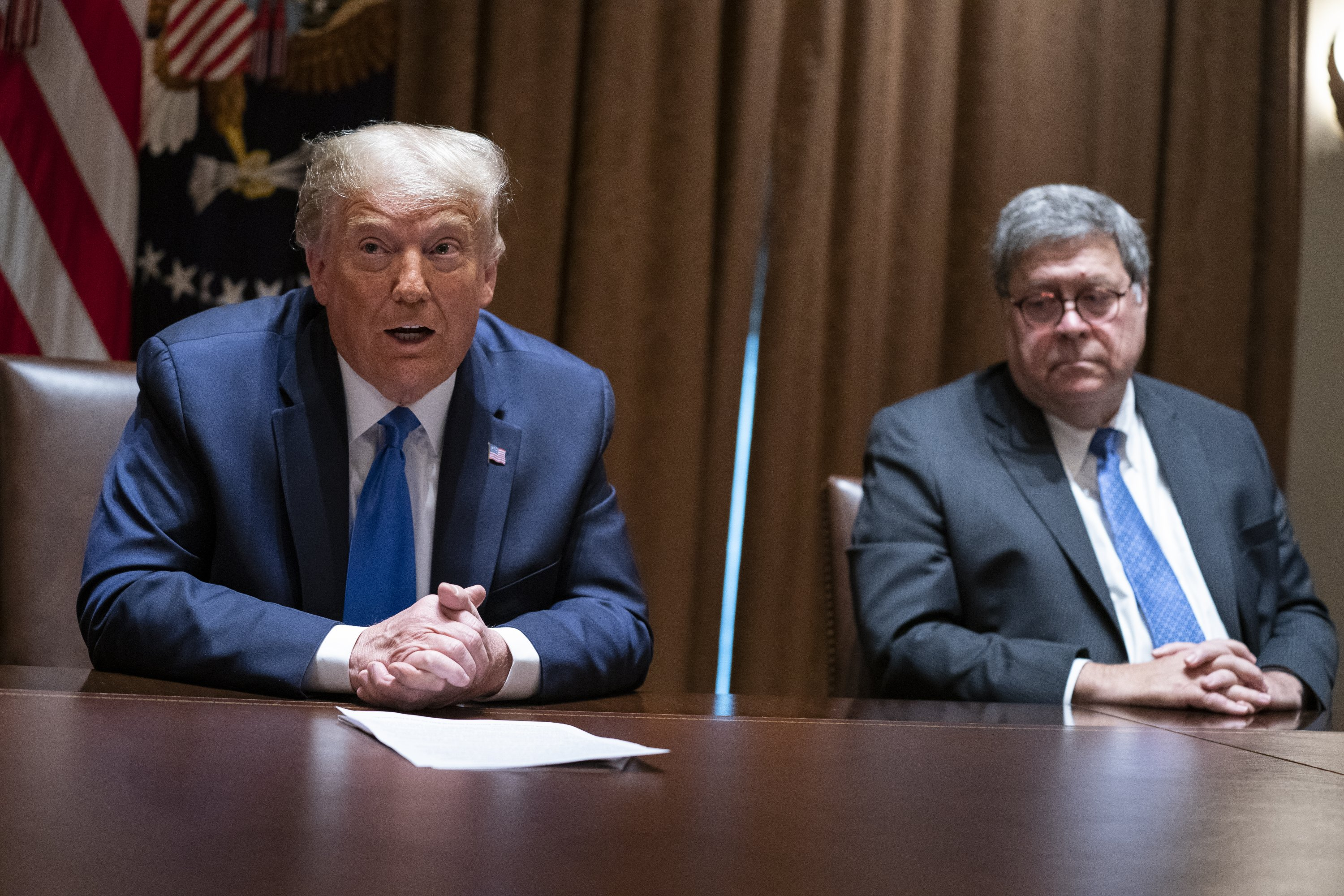 trump-barr-at-odds-over-slow-pace-of-durham-investigation