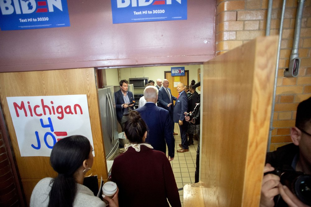 Democrats see Michigan success as a roadmap to success in November