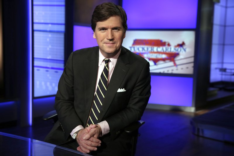 Tucker Carlson and The New York Times are at each other over Carlson's privacy