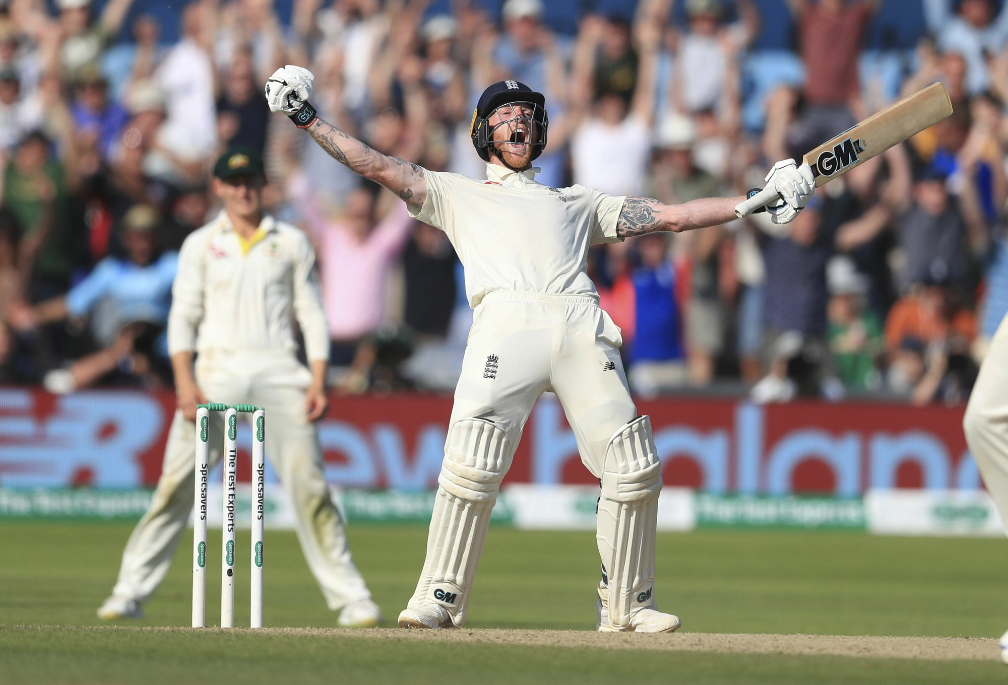 Stokes leads England to stunning win in Ashes 3rd test