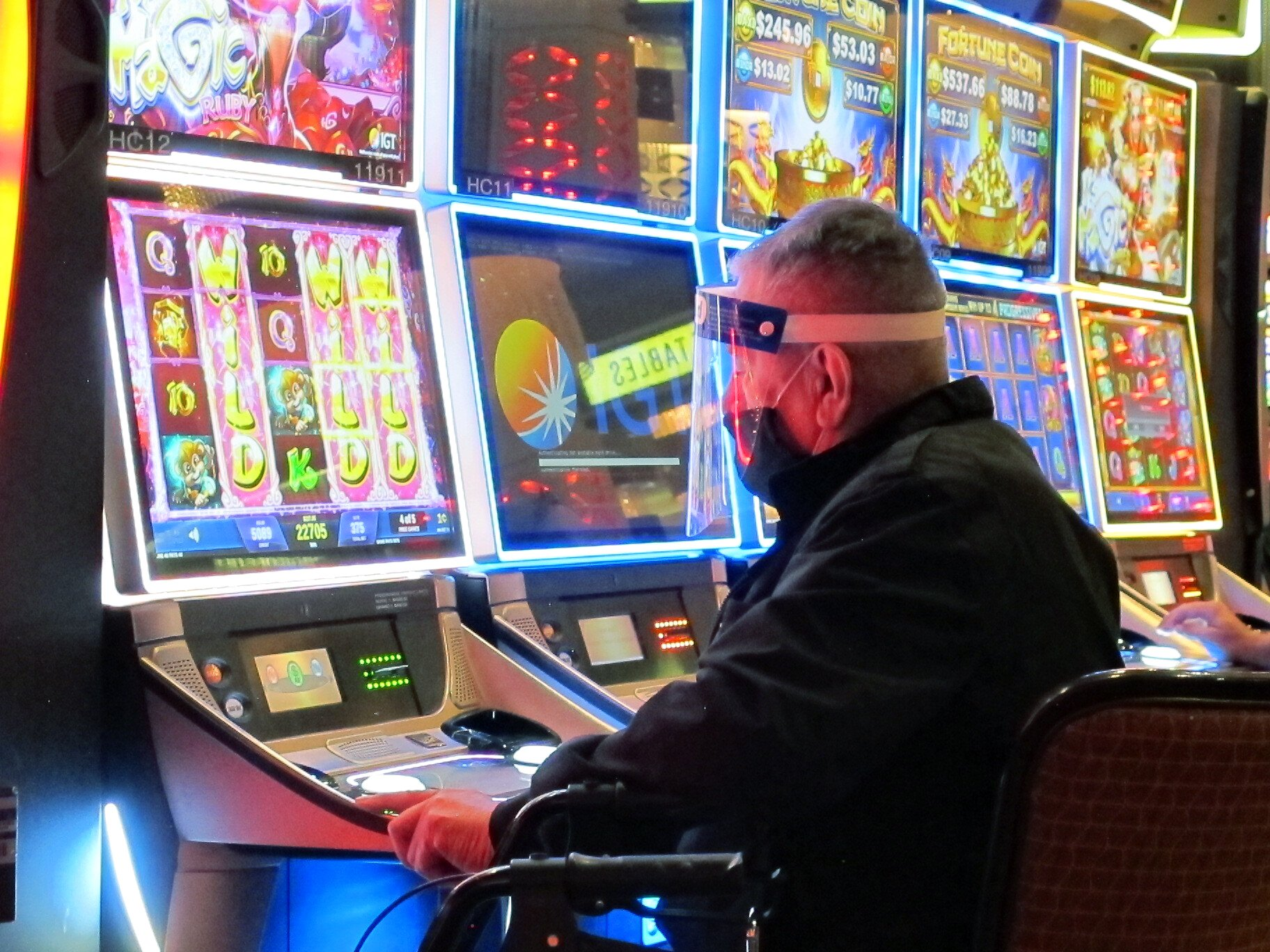 US casinos recovering from virus, but challenges remain