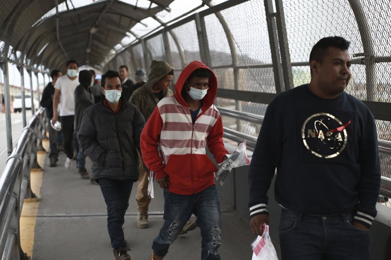 US border policy for immigrants may remain even if virus eases