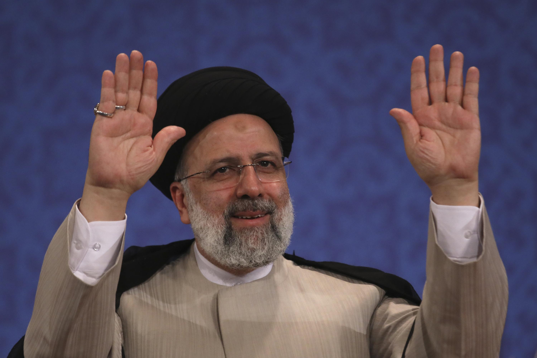 Iran's hard-line president-elect says he won't meet Biden