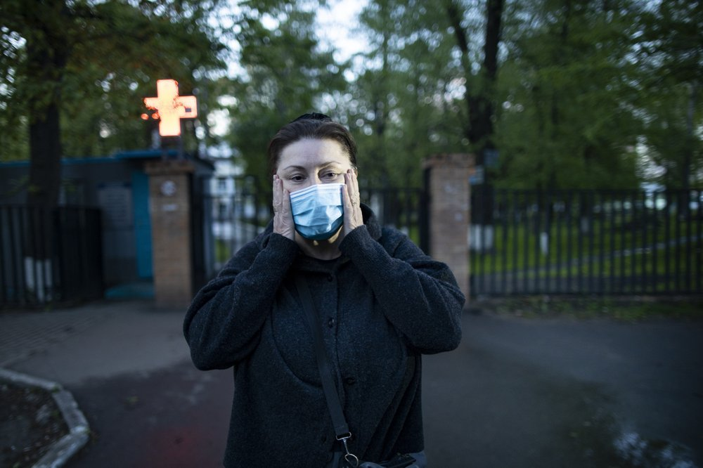 Russian doctors face mistrust, low pay, and even open hostility — unlike in the West