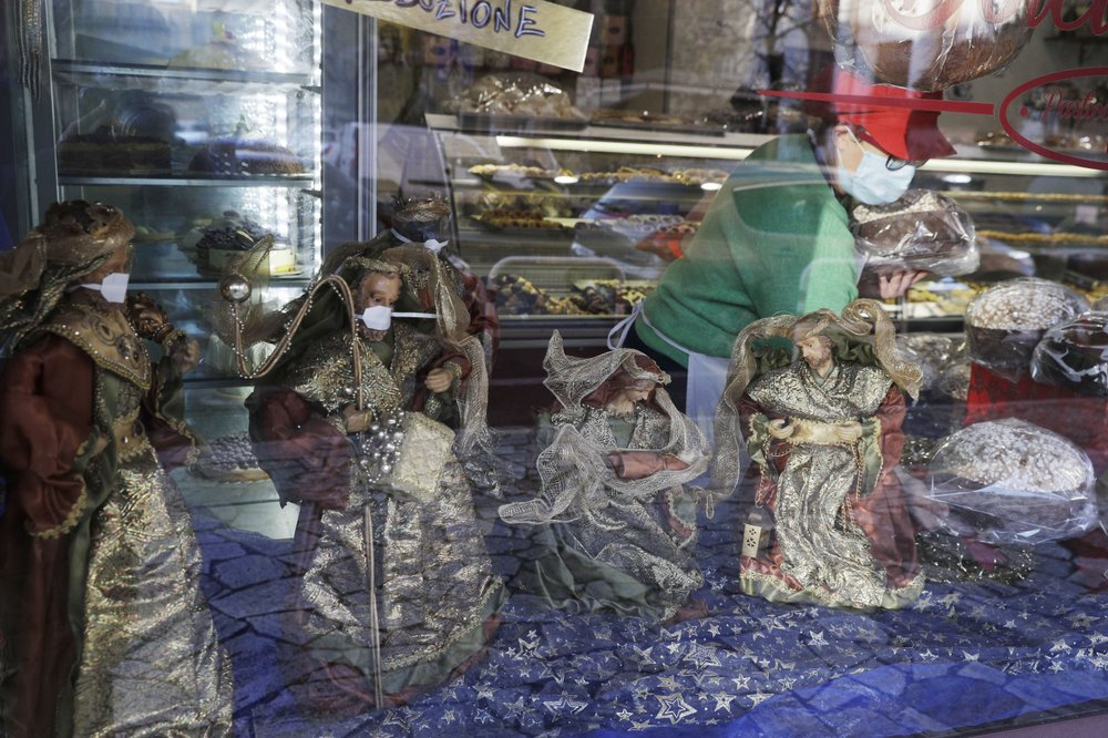 Italians told to celebrate Christmas at home, further restrictions for the Christmas holidays to fight virus