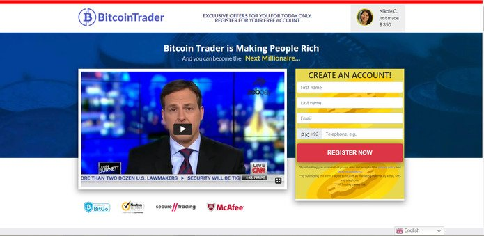 bitcoin trader australija prisijungti btc rinka uk