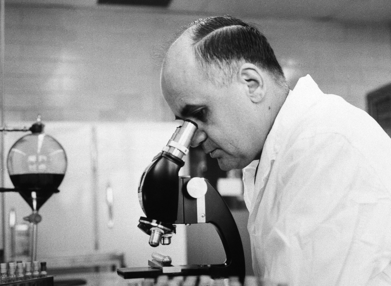 Life-saving vaccine scientist's 100th birthday celebrated
