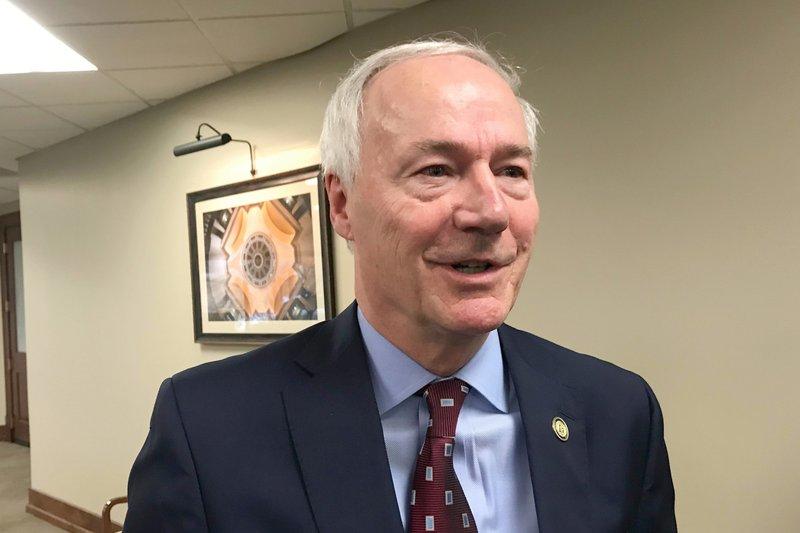 Arkansas Gov. Asa Hutchinson Signs Near-Total Abortion Ban Into Law