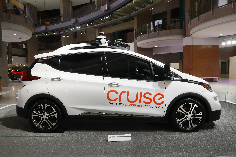GM to run autonomous vehicles without human backups…