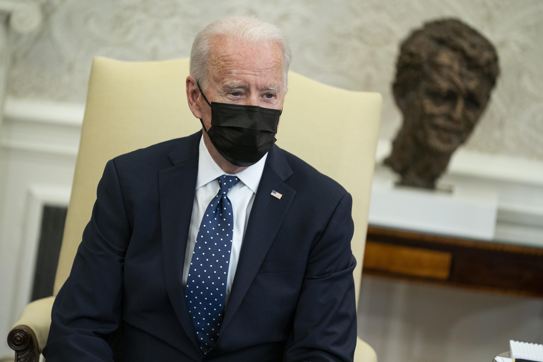 Biden praying for 'right verdict' in Chauvin trial