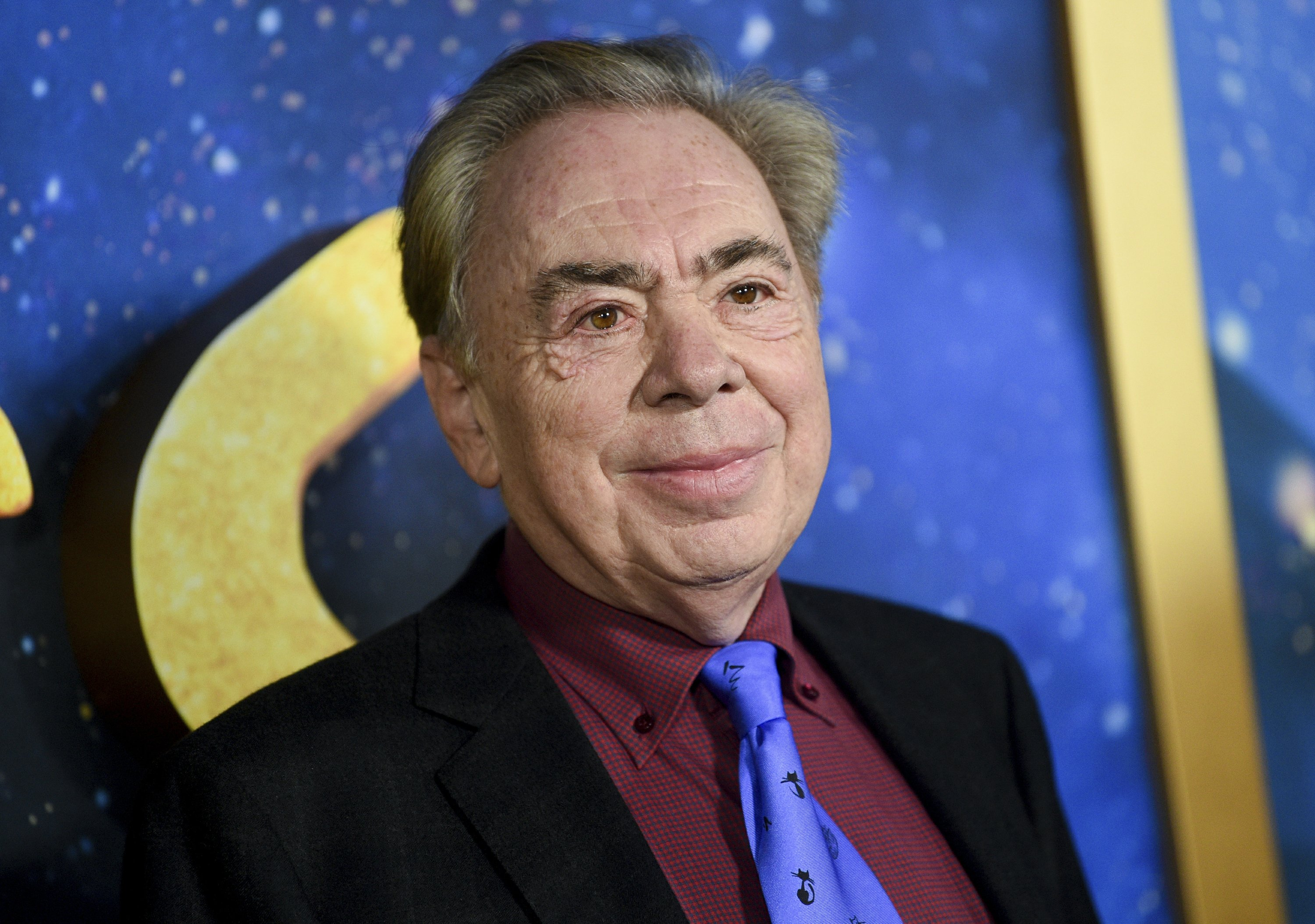 Andrew Lloyd Webber Hated 'Cats' Movie So Much He Bought a Therapy Dog