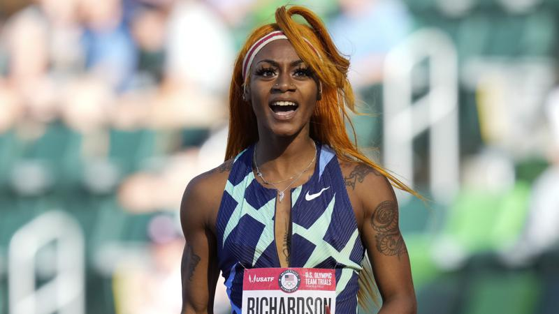 America's Fastest Woman Sprinter Sha'Carri Richardson Could Miss Tokyo Olympics After Failing Drug Test