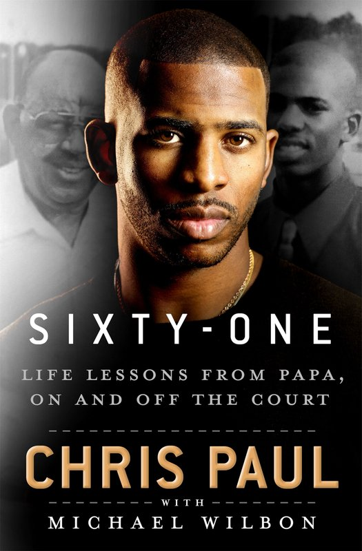 "NBA All-Star Chris Paul memoir ""Sixty-One"" coming out in September"