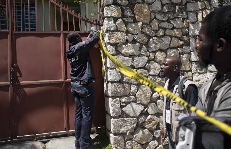 Haiti,Haitian president's assassination,Jovenel Moïse,Claude Joseph ,Mauricio Javier Romero,harbouchanes