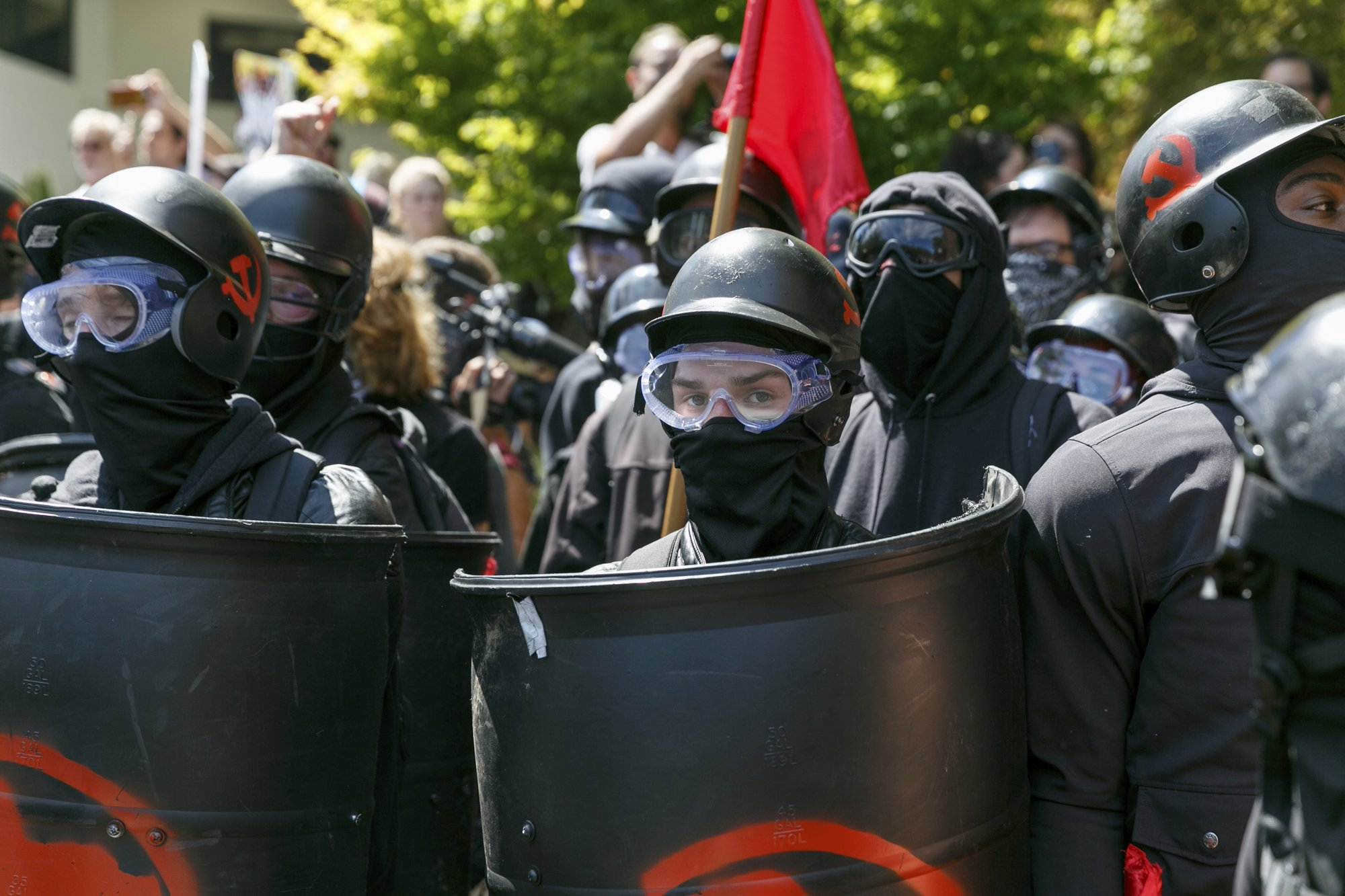 AP Explains: A look at rallies, recent tension in Portland
