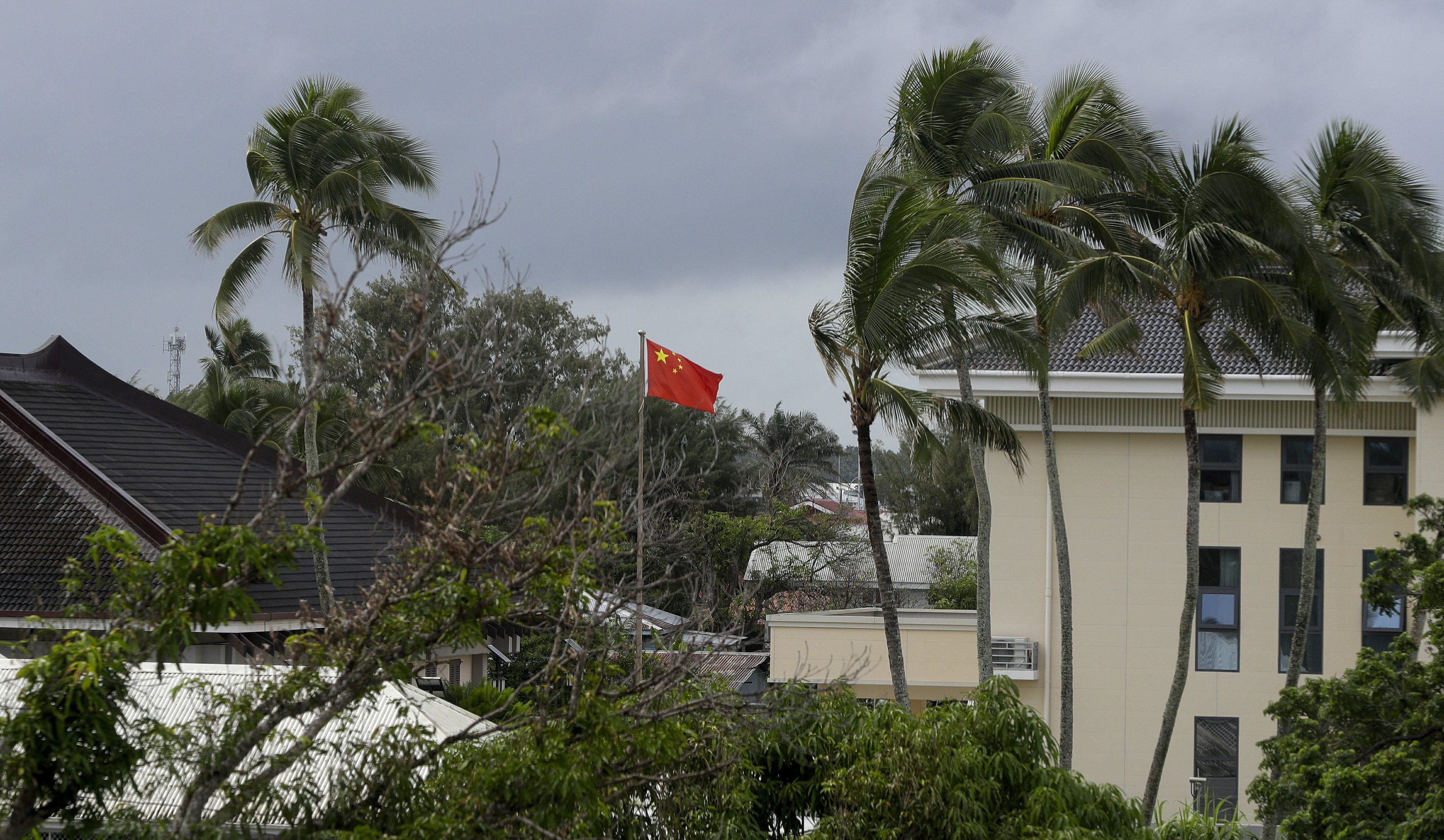 China's largesse in Tonga threatens future of Pacific nation