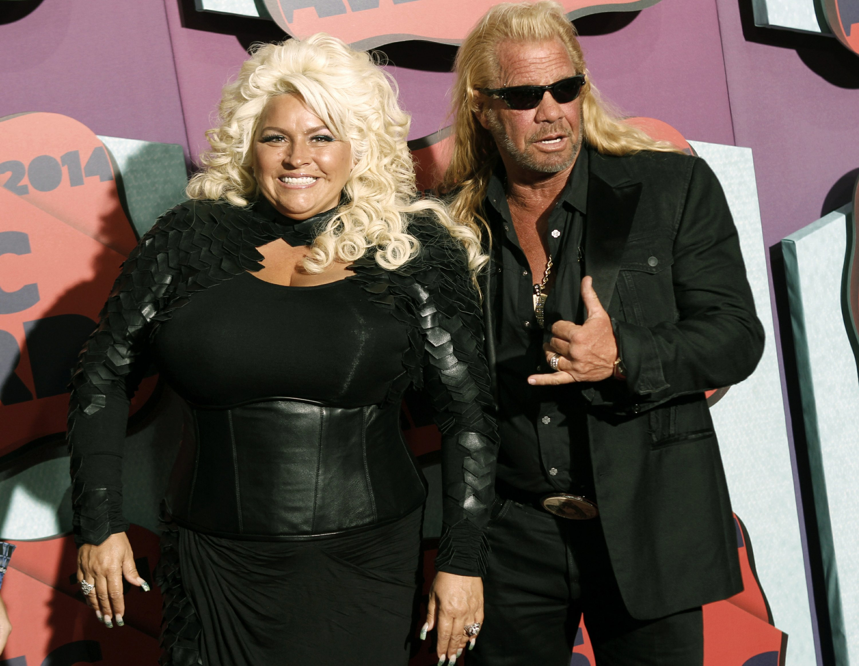 Funeral Held For Beth Chapman Of Dog The Bounty Hunter