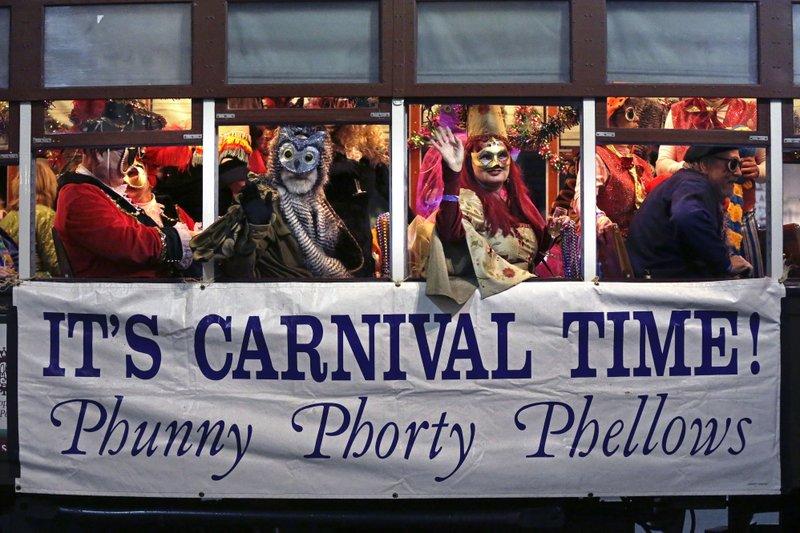 Countdown To Mardi Gras This Year 7 Weeks Of Festivities