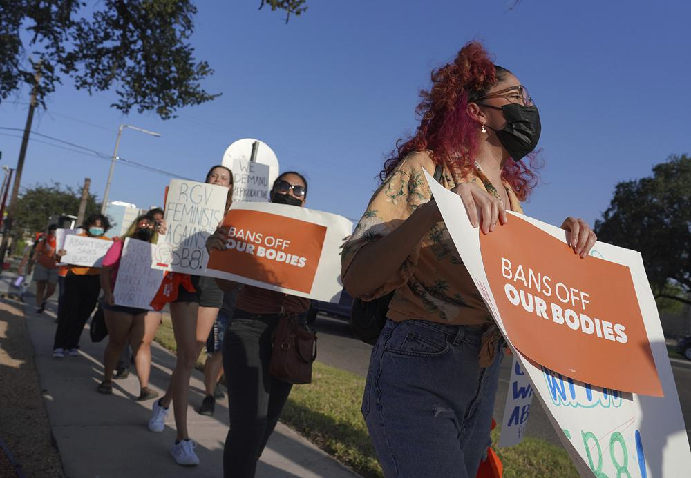 Justice Department Says It Will Protect People Who Want to Get Abortion in Texas