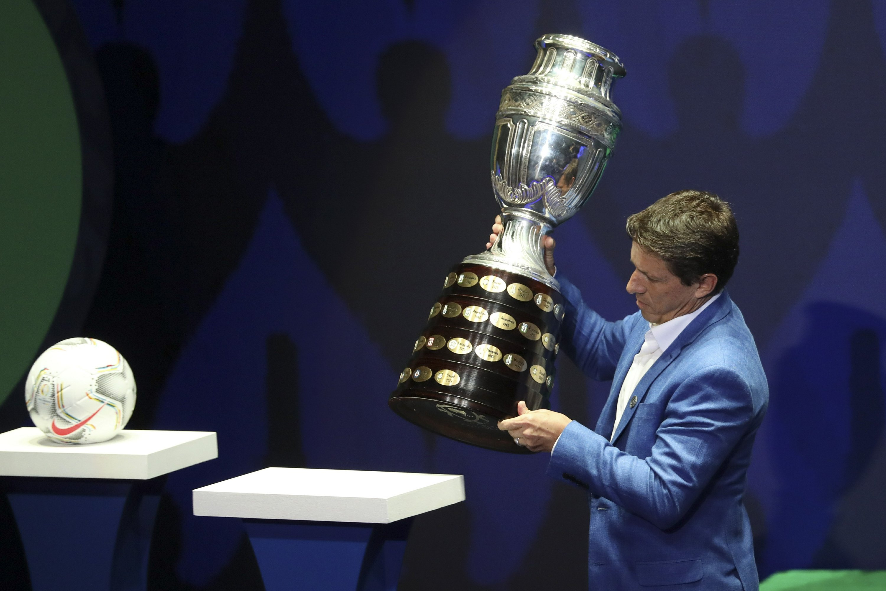 Argentina and Chile to open Copa America 2020