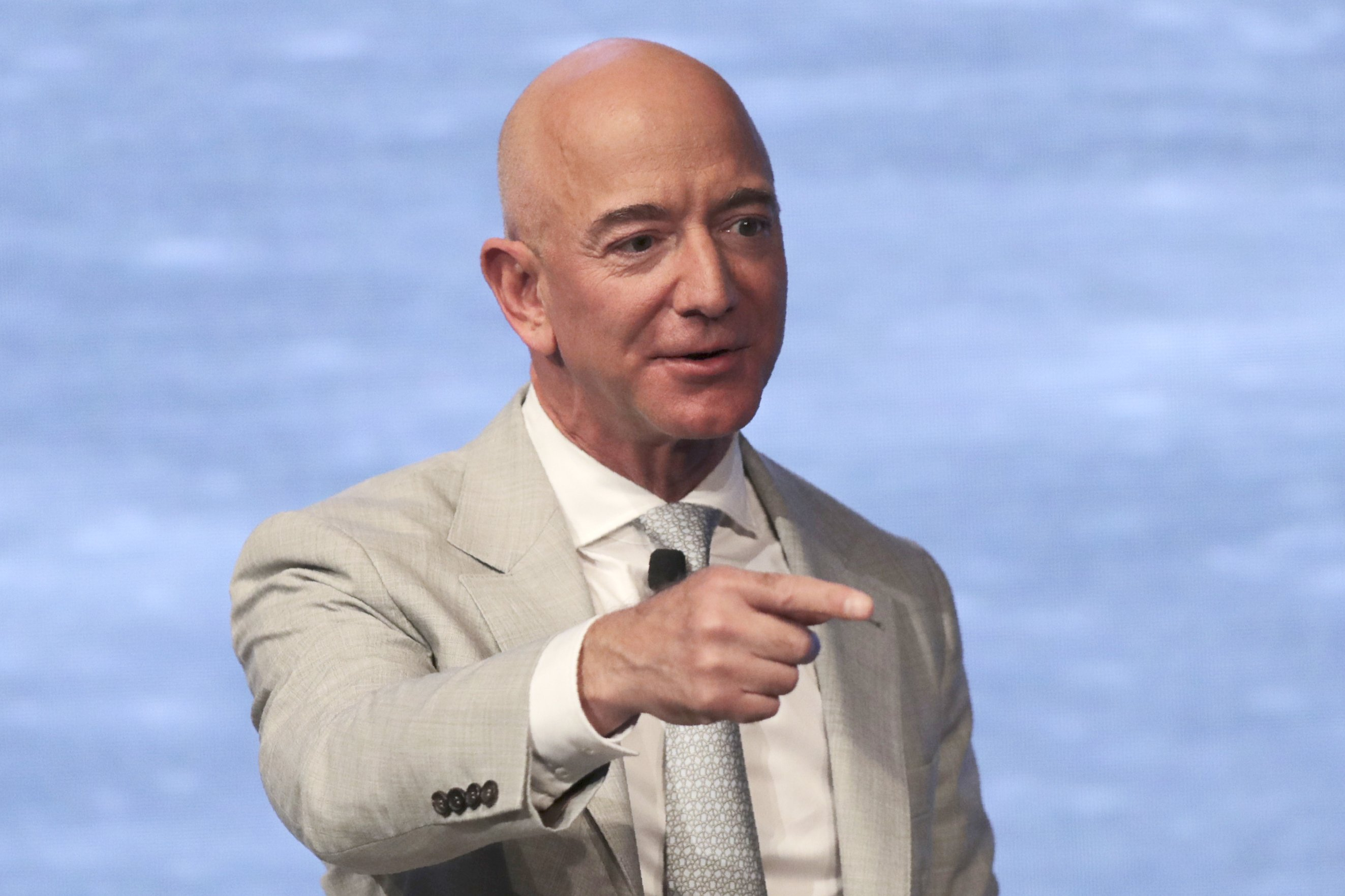 Bezos and Bloomberg among top 50 US charity donors for 2020