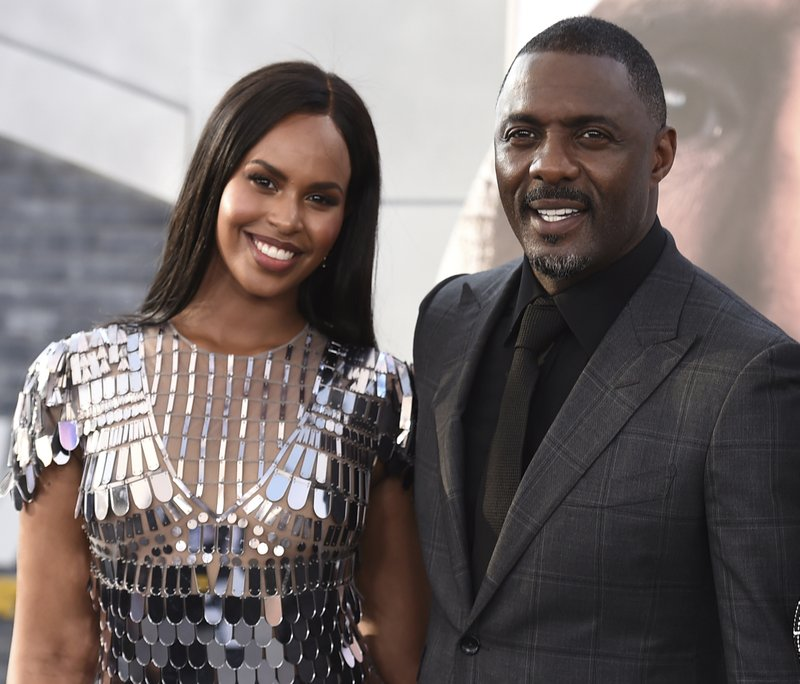 """Idris Elba says he and his wife had their lives """"turned around"""" after contracting the coronavirus"""