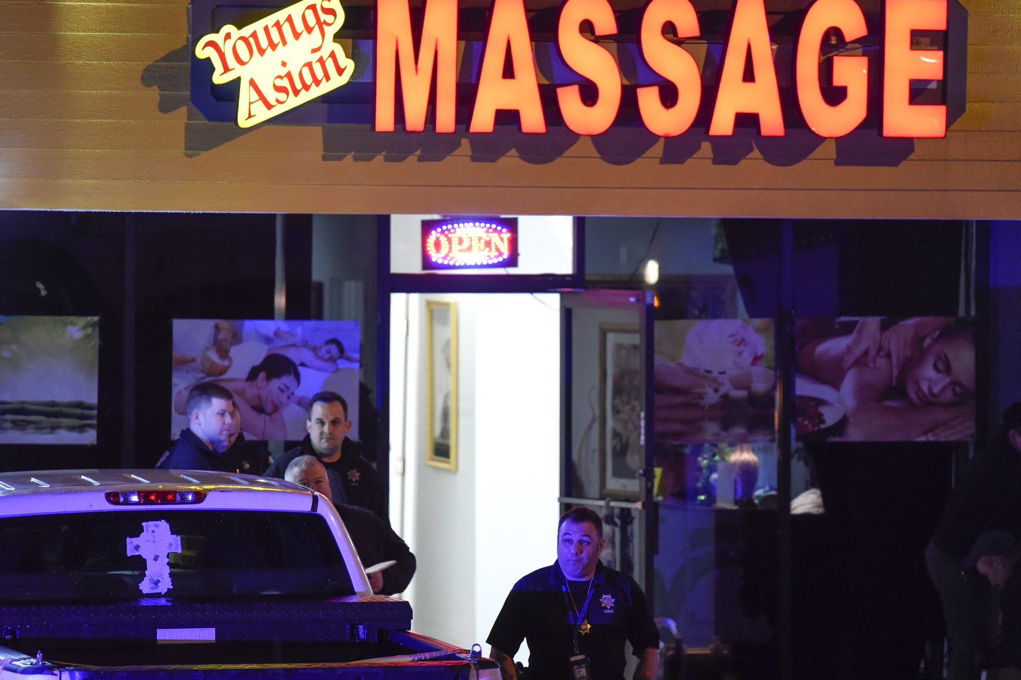 Georgia Massage Parlor Shootings Leave 8 Dead Man Captured