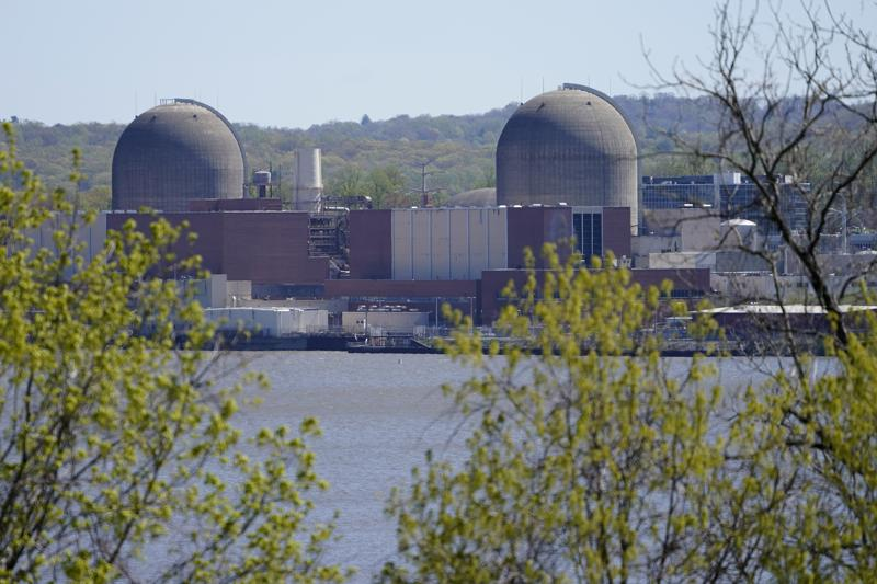 Indian Point a controversial nuke plant near NYC shuts down