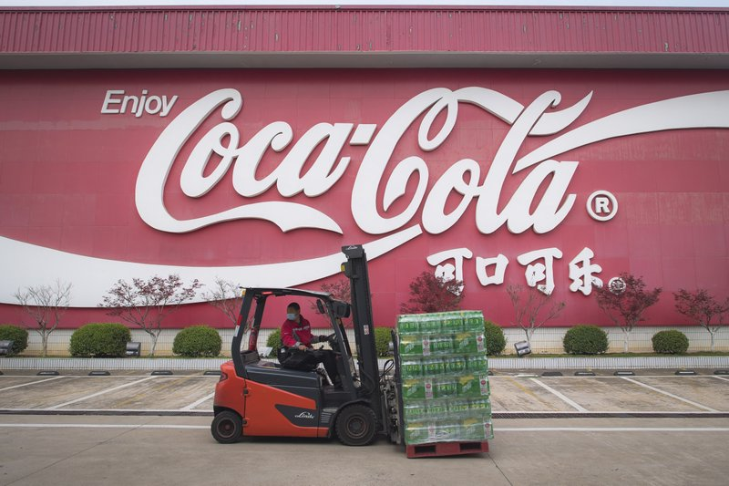 Coke volume plunges 25% in April showing how virus crippled sales