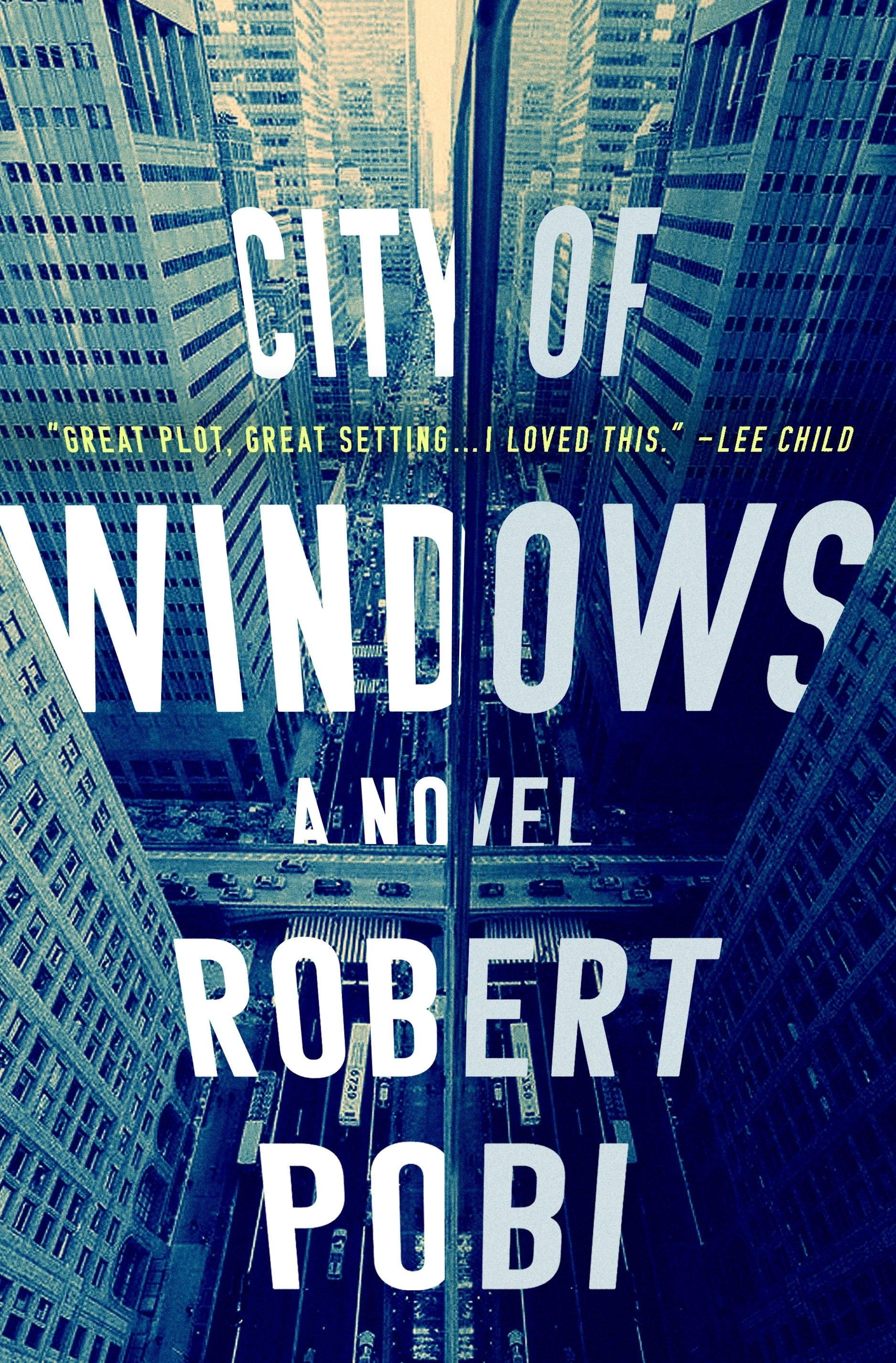 'City of Windows' is compelling and baffling thriller