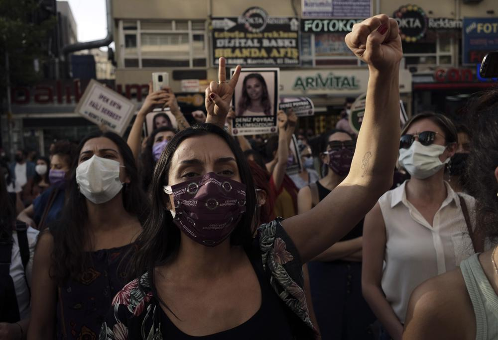 Turkey Officially Withdraws from International Treaty Protecting Women from Violence