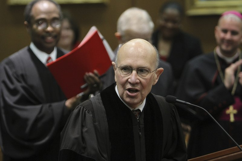 Former Georgia Supreme Court chief justice George H. Carley dies from virus