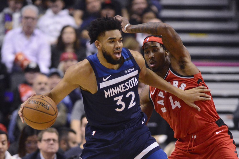 Minnesota Timberwolves Karl-Anthony Towns has announced he will donate $100,000 to the Mayo Clinic for testing for the COVID-19 virus