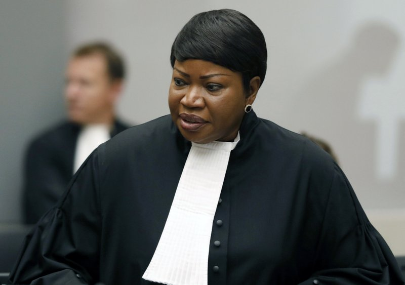 ICC prosecutor ready to open full-scale investigation into Ukraine