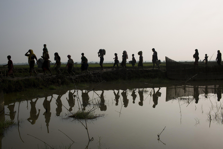 International court judges authorize Rohingya investigation