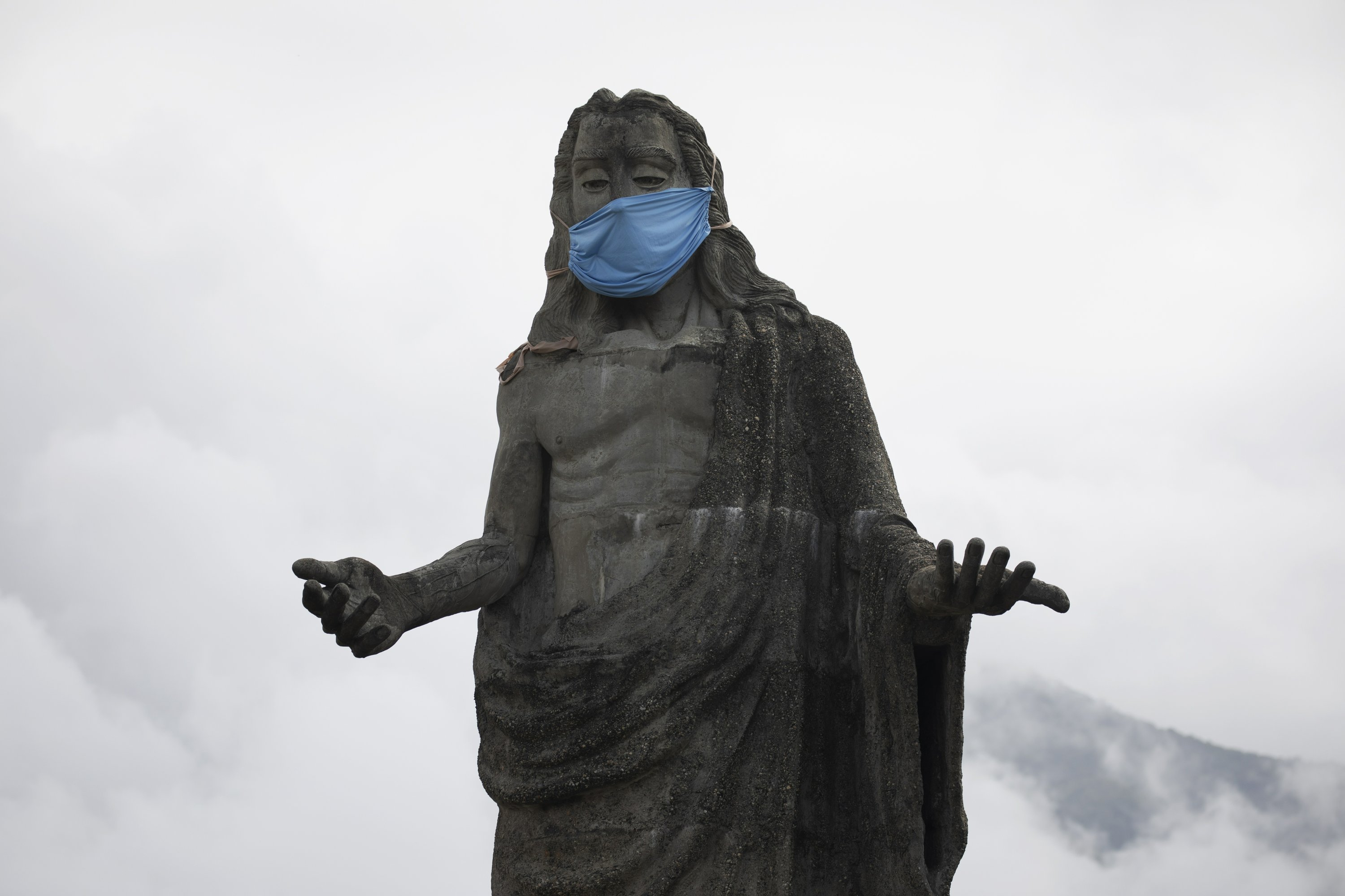 The Latest: Global death toll for pandemic now above 600,000