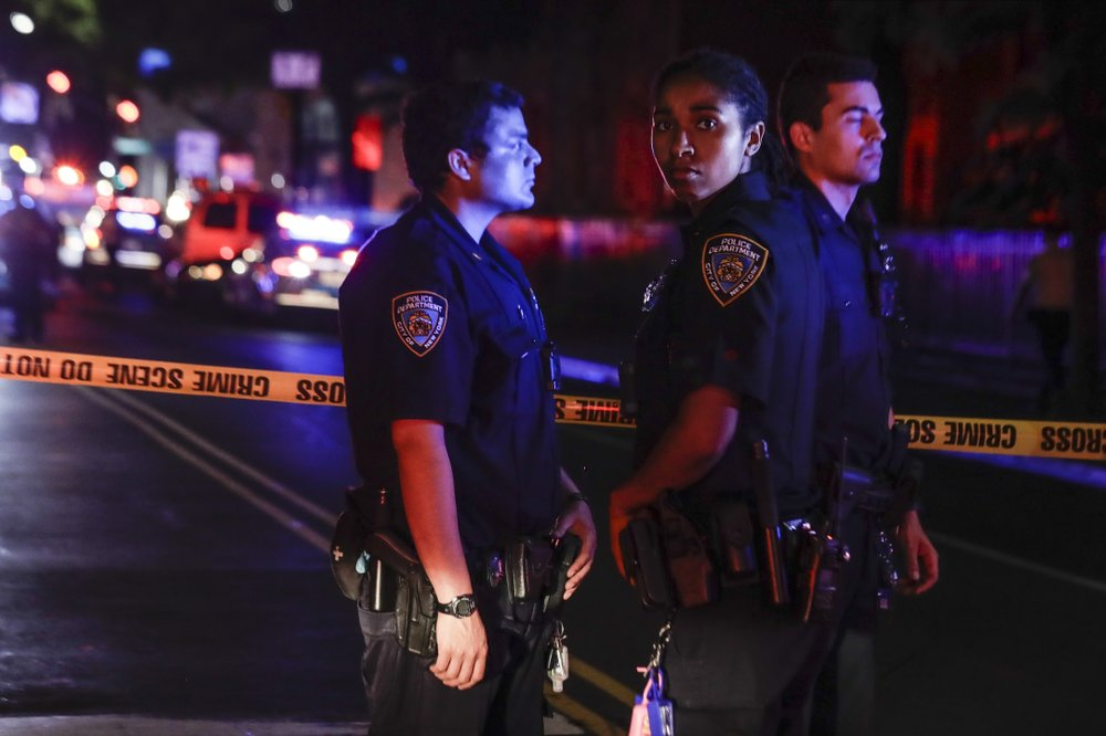 "Update on New York: ""unprovoked attack on a defenseless police officer"""