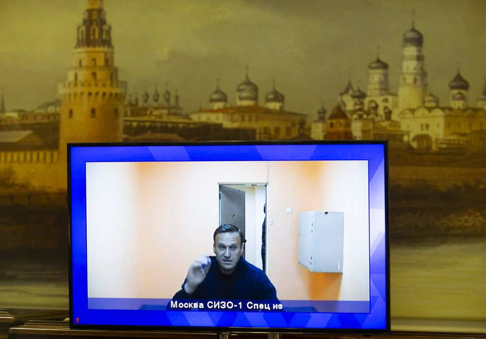Russian court rejects Alexei Navalny bid for freedom, Navalny defiant