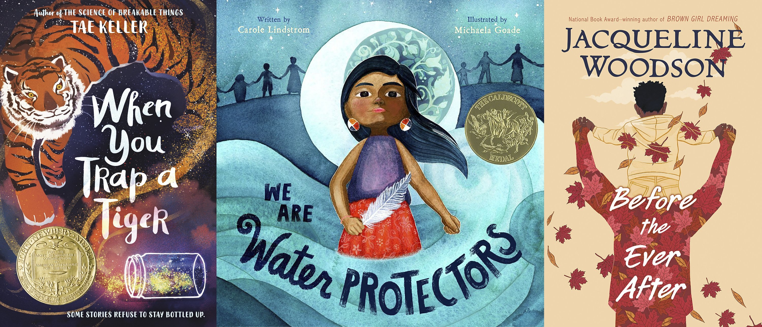 Goade becomes first Native American to win Caldecott Medal