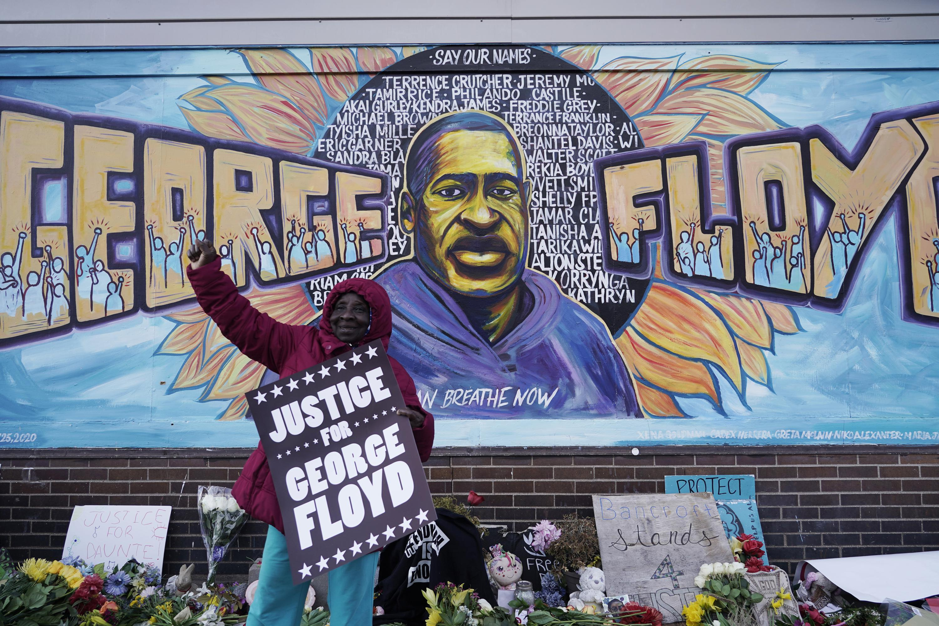AP-NORC poll: Police violence remains high concern in U.S.