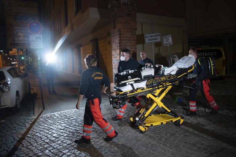 Clinic employee is suspect in hospital killings