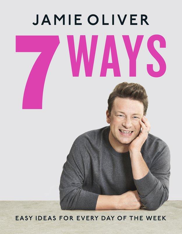 Jamie Oliver's crispy salmon tacos with mango and avocado