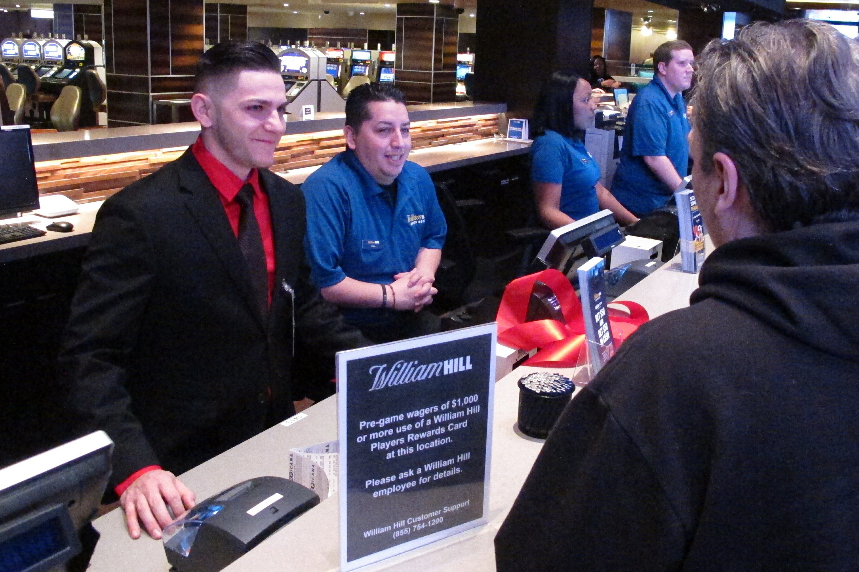 Caesars Entertainment buys bookmaker William Hill for $3.7B