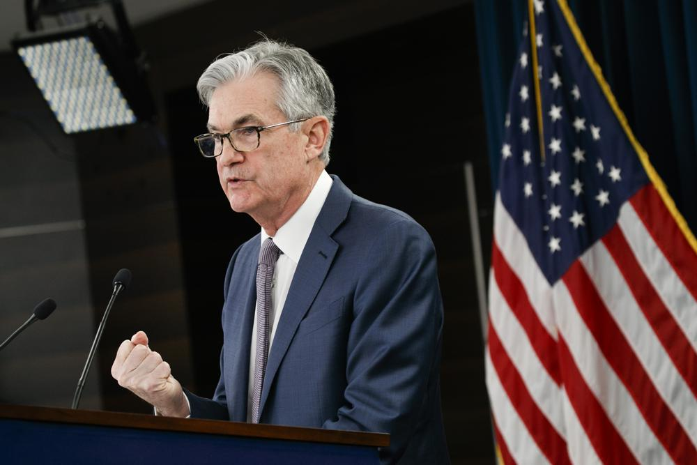 Federal Reserve cuts its rate by half-percentage point in its effort to support the economy in the face of the spreading coronavirus