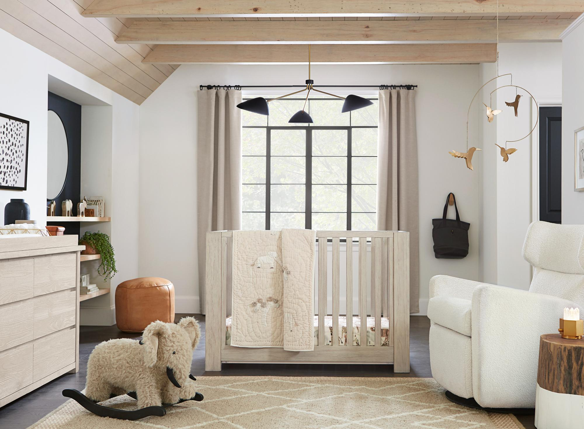 Image of: Pottery Barn Kids Launches Nursery Collection With Interior Designer Jeremiah Brent