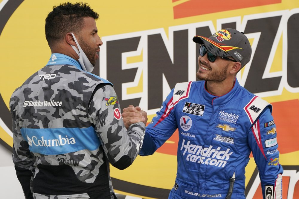 One year later, NASCAR reflects on a COVID-19 changes in auto racing