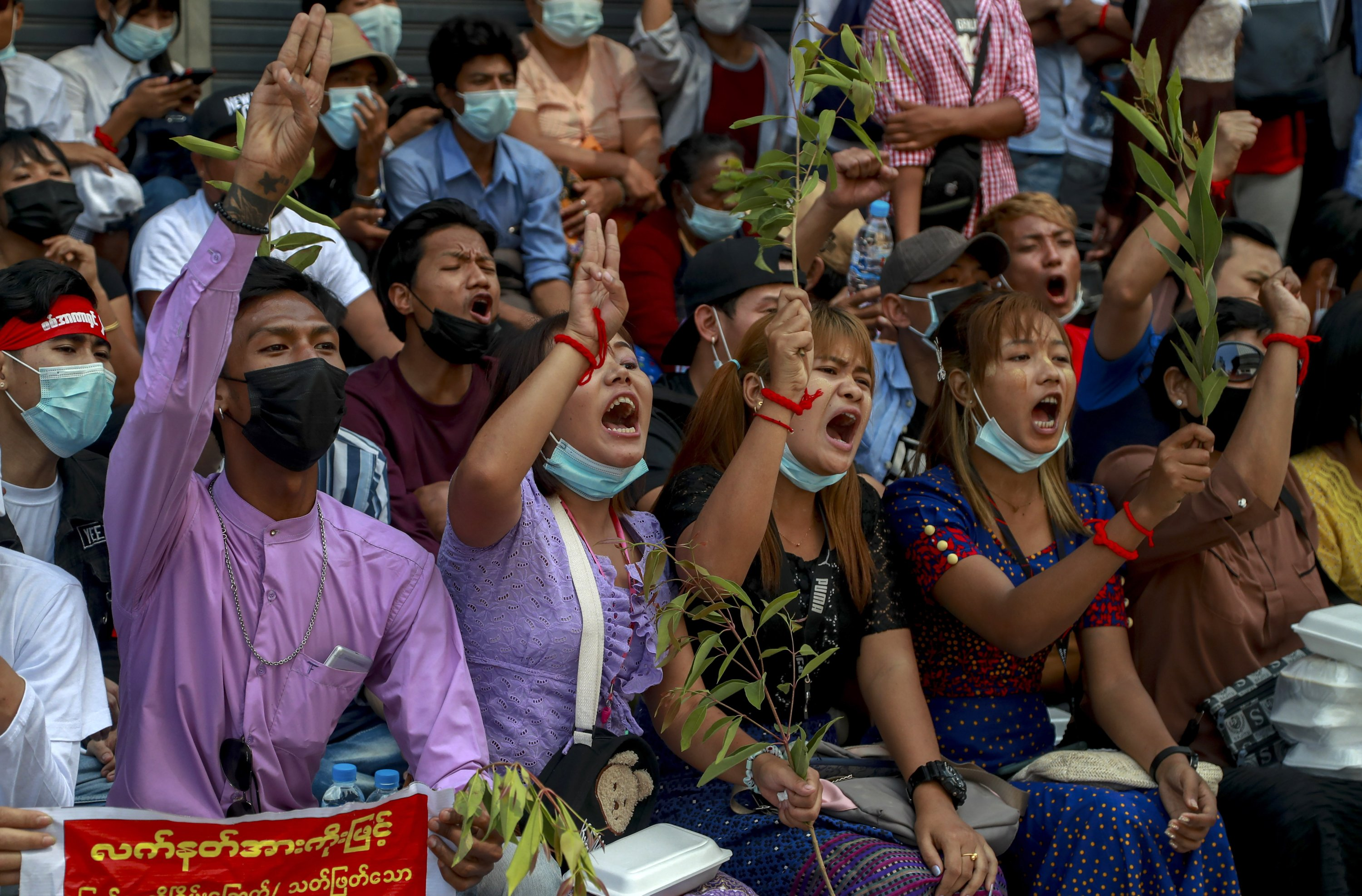 EXPLAINER: Why is Facebook banning Myanmar military pages? – Associated Press