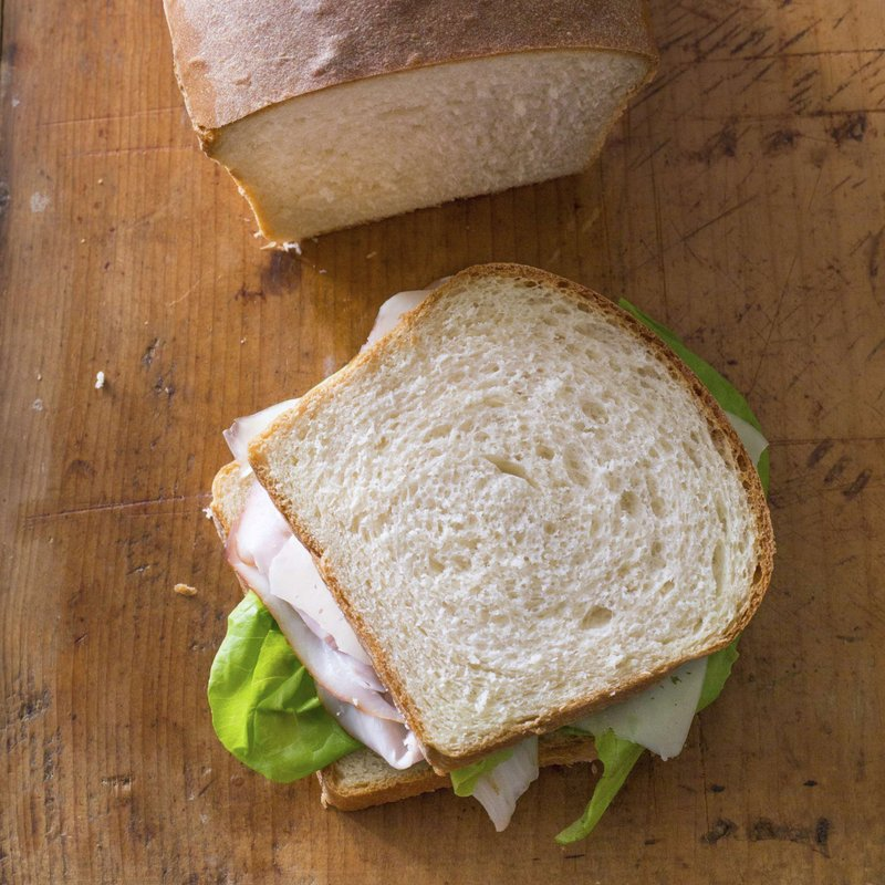 Next Time Don T Buy Sandwich Bread Make It At Home